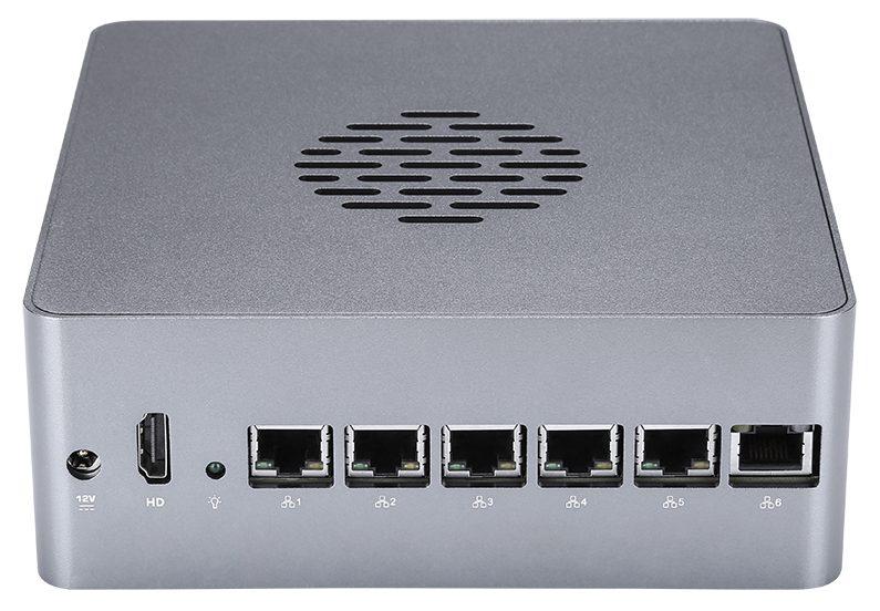 Bahr IT Router